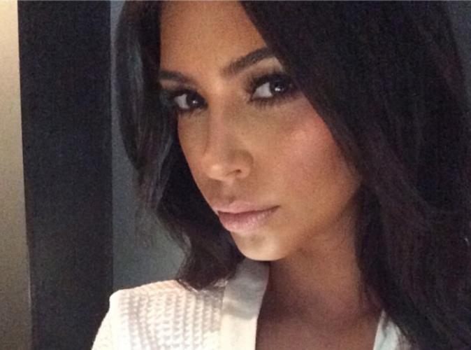 Kim Kardashian : elle explique enfin pourquoi elle ne sourit jamais…