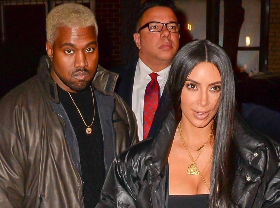 Kim Kardashian : Elle met Kanye West au régime avant la naissance du bébé