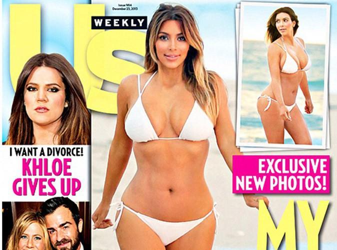 Kim Kardashian : elle prend enfin sa revanche et dévoile sans complexe un bikini body de jeune maman super hot !