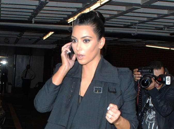 Kim Kardashian : elle veut que Kris retourne au boulot !