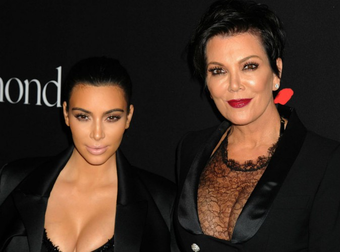 Kim Kardashian enceinte, Kris Jenner aux anges !