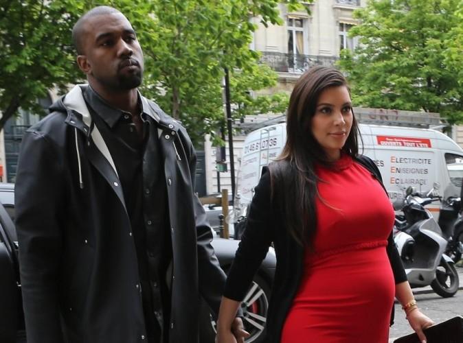 Kim Kardashian et Kanye West : c'est désormais officiel... Ils vont bel et bien avoir une fille !