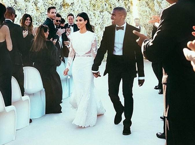 Kim Kardashian et Kanye West  découvrez les