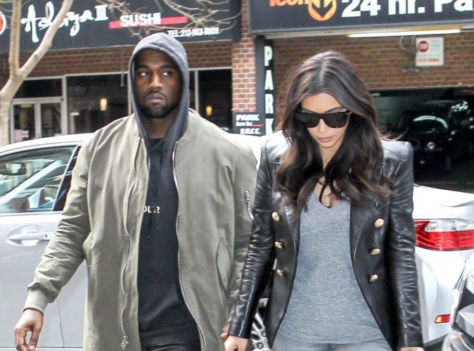 Kim Kardashian et Kanye West : déjà mariés dans le plus grand secret?