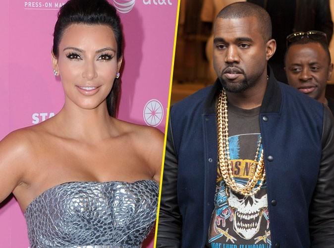 Kim Kardashian et Kanye West : deux tourtereaux heureux de s'afficher ensemble !