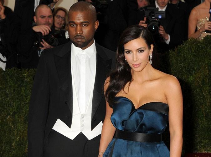 Kim Kardashian et Kanye West : leur faire-part de mariage, chic et sobre, dévoilé !