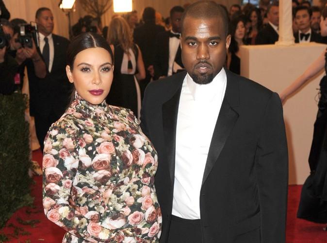 Kim Kardashian et Kanye West : triste premier voyage pour leur fille North ...