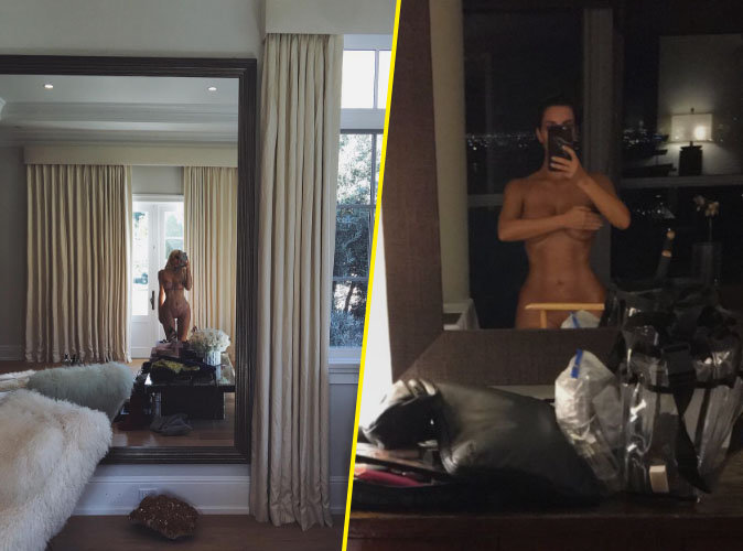 Kim Kardashian et Kylie Jenner : Le battle de fesses !