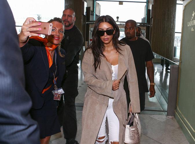 Kim Kardashian et la France... c'est terminé !