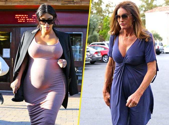Kim Kardashian jalouse des seins de Caitlyn Jenner !