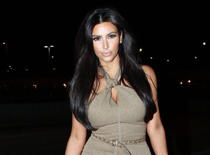 Kim Kardashian : mieux carrossée qu'une Ferrari !