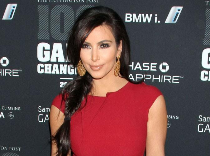 "Kim Kardashian : ""mon père aurait aimé Kris !"""