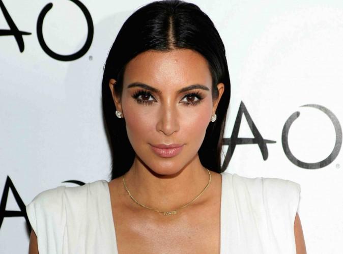 Kim Kardashian :