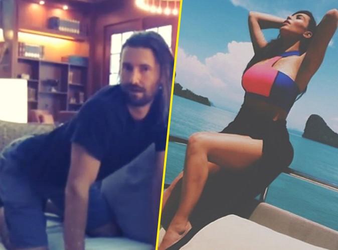 Kim Kardashian : moquée par son demi-frère !