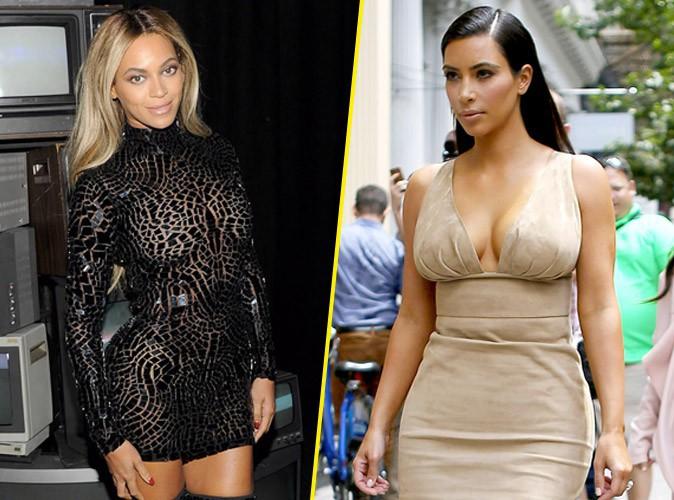 Kim Kardashian : ne lui parlez plus de cette snob de Beyoncé !