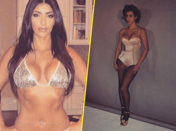 Kim Kardashian : nostalgique de sa jeunesse ?