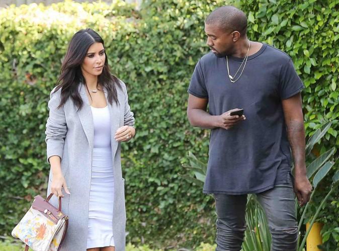 Kim Kardashian : nouvelle dispute avec Kanye West, à propos de Noël...
