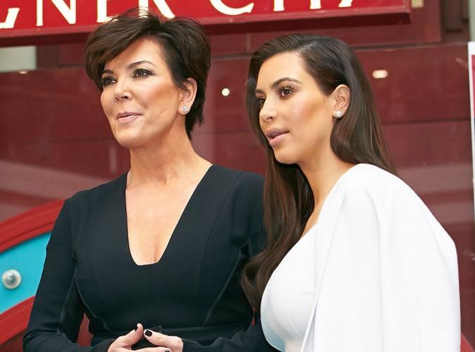 """Kim Kardashian """"obsédée"""" par elle-même, selon sa mère"""