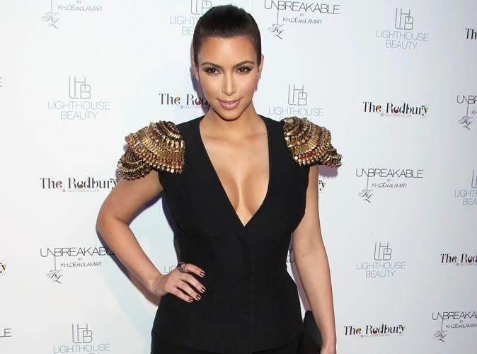 Kim Kardashian : prête à tout quitter pour son nouveau boyfriend !
