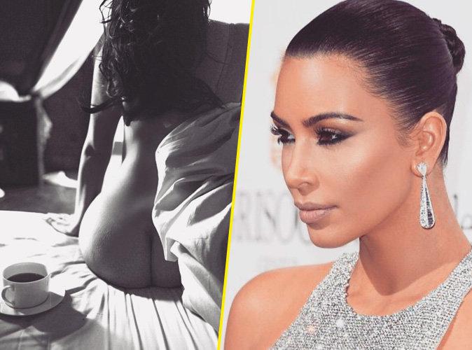 Kim Kardashian : raie-splendissante… elle nous en met encore plein la vue !