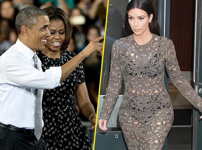 Kim Kardashian : recrutée par le cabinet de Barack Obama, elle entre en politique !