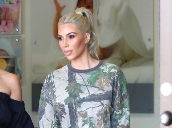 Kim Kardashian : Ses fesses à l'origine de ses souffrances !