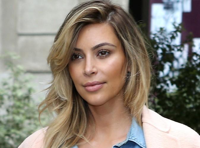 Kim Kardashian : shooting top secret à Londres !