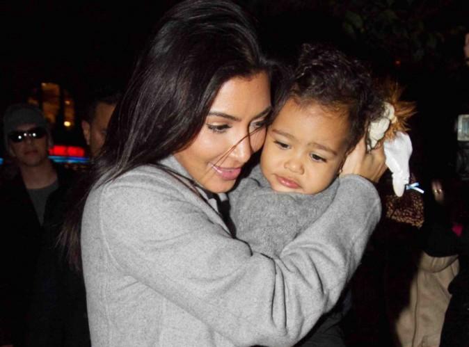 Kim Kardashian : si North d�sire poser nue plus tard, elle n'aura aucun probl�me avec �a !