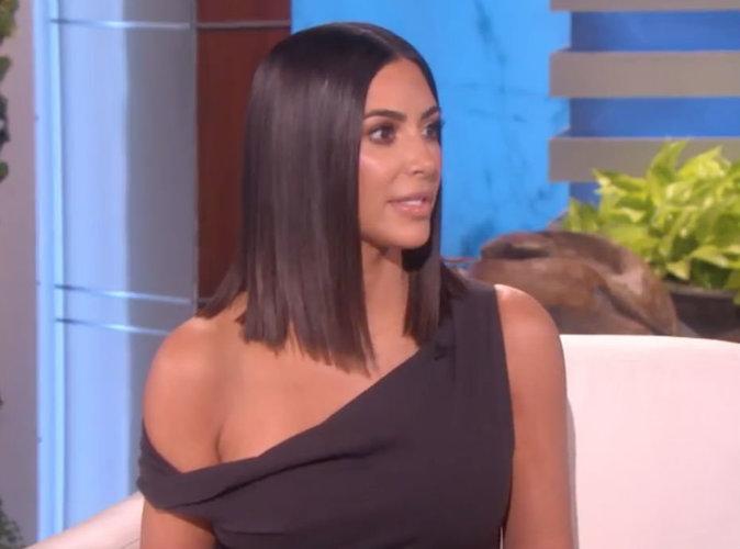 Kim Kardashian sur son braquage  :
