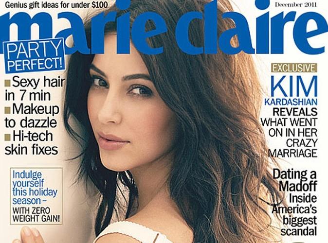 Kim Kardashian : tout le bien qu'elle pensait de Kris quelques jours avant leur divorce ...