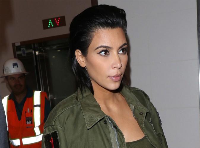 Kim Kardashian : une femme ivre et nue lui fait vivre un enfer à Cannes !