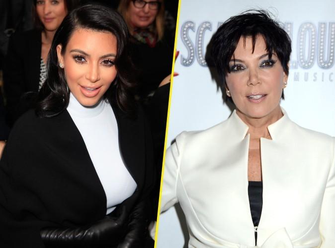 Kim Kardashian : violemment battue par Kris Jenner, sa mère, quand elle était petite ?