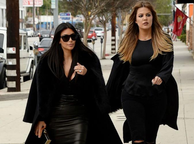 """Kim, Khloé et Kourtney Kardashian : émotion pour commenter l'épisode """"spécial Bruce"""" de leur émission de téléréalité !"""