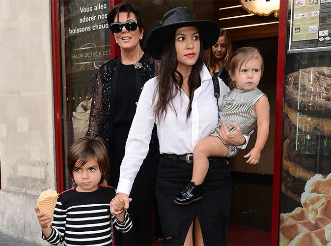 Kourtney Kardashian : c'est confirmé, elle attend bel et bien son troisième enfant !
