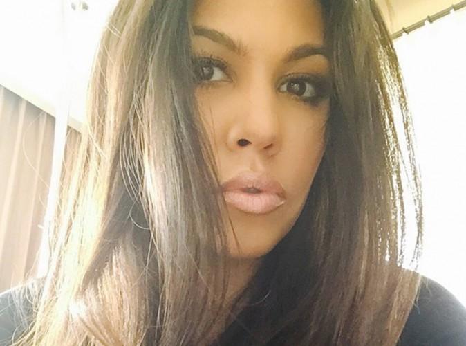 Kourtney Kardashian : c'est une maman comblée et elle le fait savoir !
