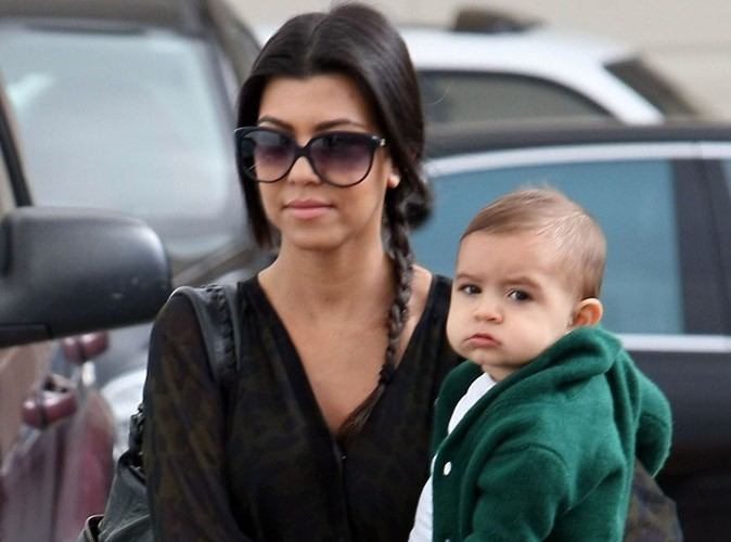 Kourtney Kardashian : ça y est, son fils Mason a fait ses premiers pas !