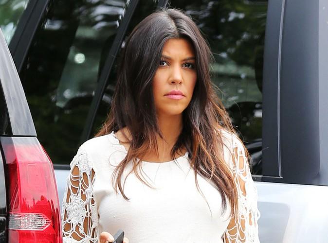 Kourtney Kardashian : découvrez le sexe de son bébé ainsi que la date de son arrivée…