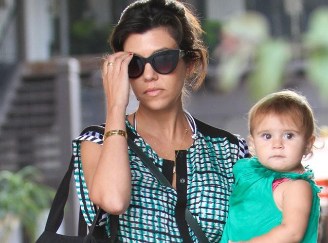 Kourtney Kardashian : des sushis mettent fin aux rumeurs de grossesse !