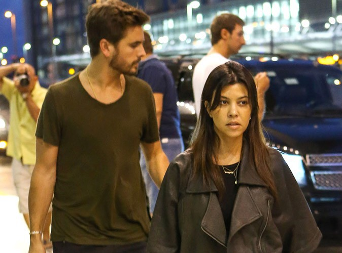 Kourtney Kardashian : elle supplierait Scott Disick de retourner en rehab !