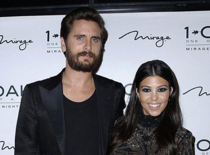 Kourtney Kardashian et Scott Disick se sont enfin mis d'accord sur la garde de leurs enfants !