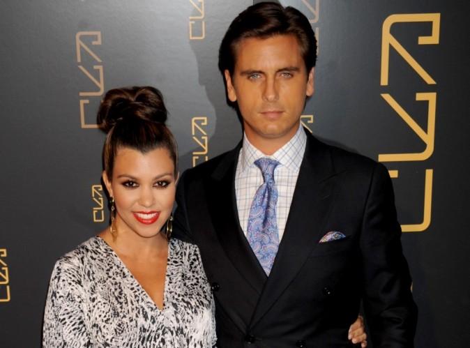 Kourtney Kardashian et Scott Disick : un mariage médiatisé en vue et un chèque d'un million de dollars à la clé !