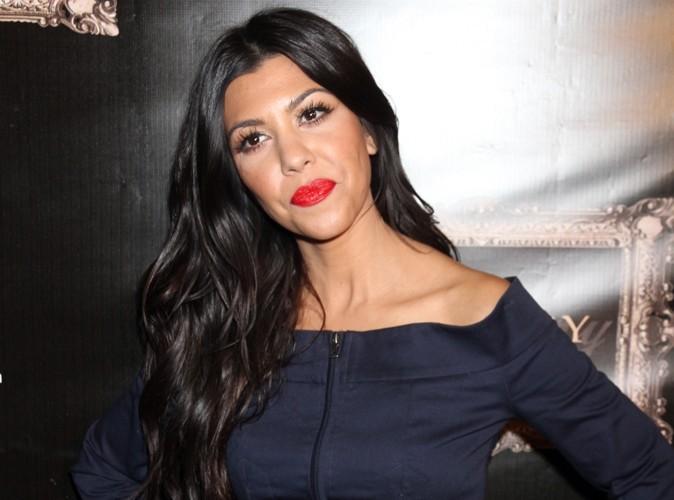 Kourtney Kardashian folle de joie pour sa sœur Kim !