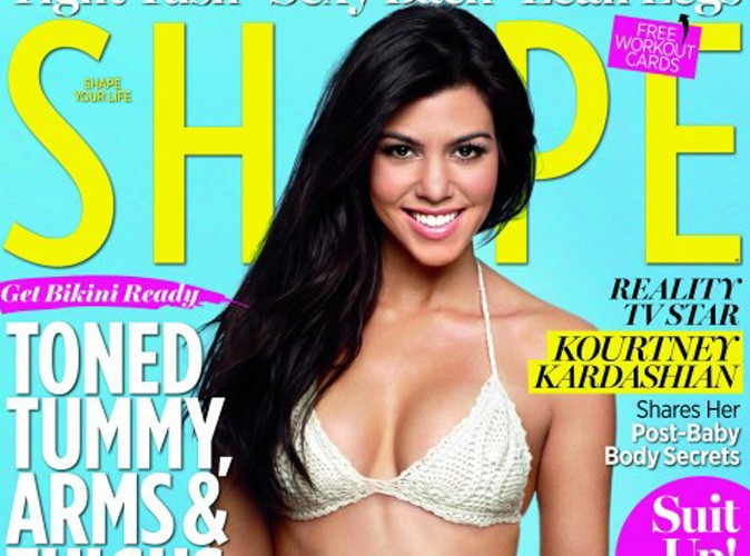 Kourtney Kardashian n'en finit plus de poser en bikini !