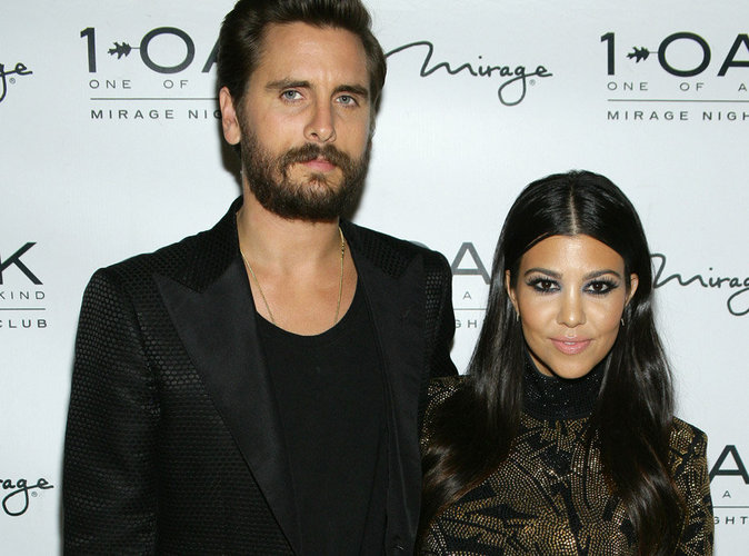 Kourtney Kardashian nue : Scott Disick est conquis par son ex !
