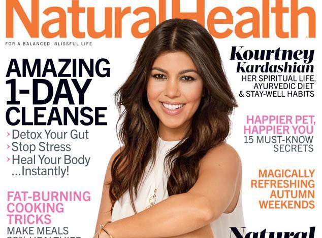 Kourtney Kardashian : pour Natural Health, elle confie : Mason et Penelope adorent leur petite cousine North !