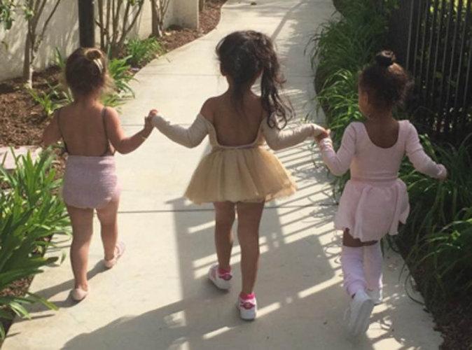 Kourtney Kardashian : ses petites ballerines nous rendent dingues !