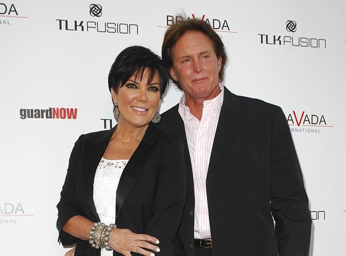 Kris et Bruce Jenner : ils n'ont pas l'intention de divorcer !