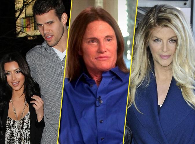 Kris Humphries, Kirstie Alley... Des stars montent au créneau après la révélation de Bruce Jenner !