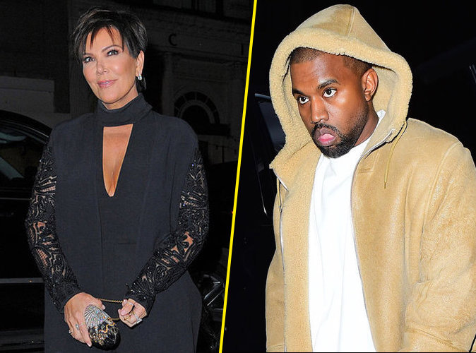 """Kris Jenner agacée par les tweets de Kanye West : """"J'ai envie de le gronder"""" !"""