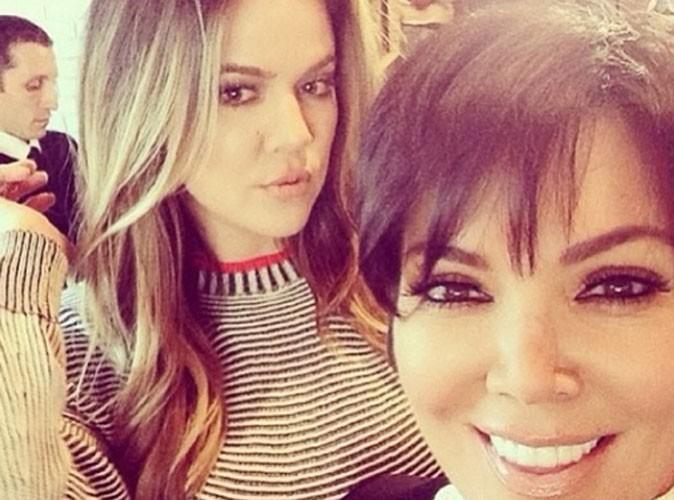 """Kris Jenner donne des nouvelles de Khloé (Kardashian) : """"Elle va bien"""" !"""